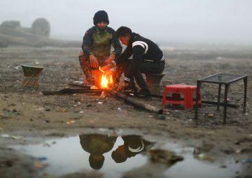 काठमाडौँमा आज बढी चिसो महसुस