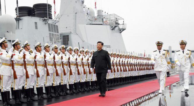 चीनसँग संसारकै ठूलो नौसेना, छिमेकमा प्रभाव बढ्दोः अमेरिकी रिपोर्ट