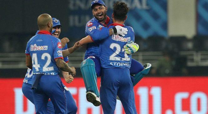 आईपीएल क्रिकेटः पञ्जाबलाई हराउँदै दिल्ली पुनः लिगको शीर्ष स्थानमा