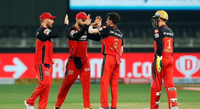आइपिएल क्रिकेटः दिल्लीलाई एक रनले हराउँदै बैंगलोर फेरि शीर्ष स्थानमा