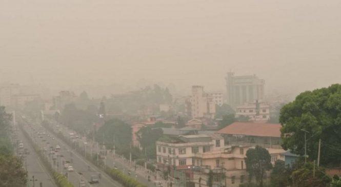 वायु प्रदूषणबारे डरलाग्दो निष्कर्षः ब्लड प्रेसर र मुटुरोगसम्म निम्तिने