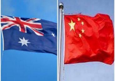 चीनद्वारा अस्ट्रेलियासँगको आर्थिक संवाद स्थगन