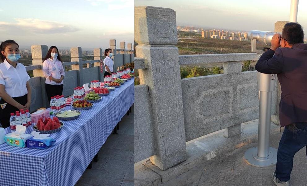 चीन अर्थात् चमत्कारः फोहोर थुपारेर पर्यटकीय पहाड (फोटो फिचर)