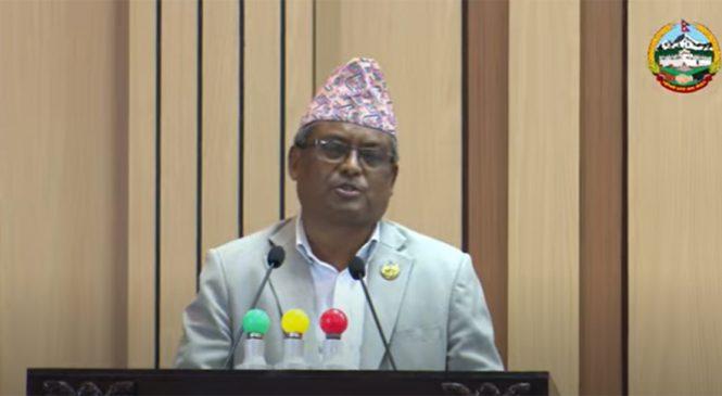 लुम्बिनीमा ४० अर्ब ९५ करोडको बजेट