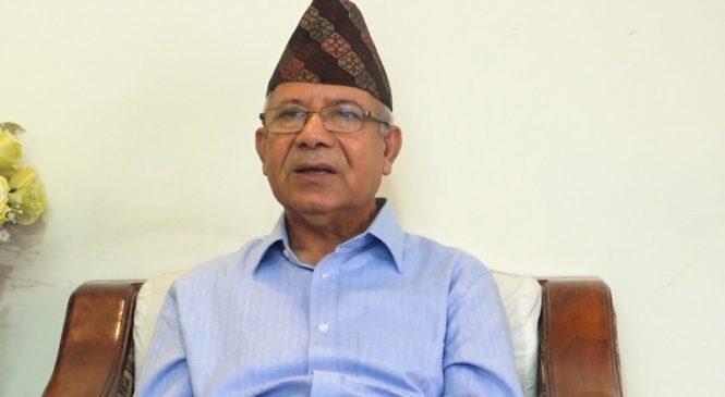 चाडपर्वले सबै नेपालीका बीचमा आपसी सद्भाव र राष्ट्रिय एकता अभिवृद्धि गर्नेः अध्यक्ष नेपाल